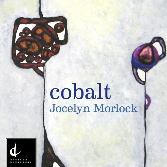 Cobalt: The new CD by Jocelyn Morlock
